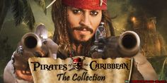 Pirates of the Caribbean The Collection