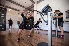 BODYTEC – SA'S LATEST FITNESS FIX. Stand your chance to win free sessions with ELLE!