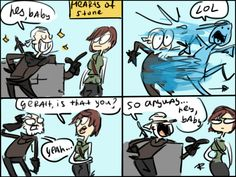 The Witcher 3, doodles 22 by Ayej on DeviantArt