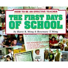 Great for 1st year teachers.