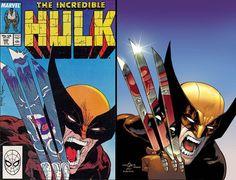 "Hulk (2014) #7 Incentive David Marquez ""Deadpool 75th Anniversary Photobomb"" Variant"