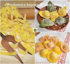 Ricettario Pdf gratis Profumo e Sapore di Pasta fresca Blog Profumi Sapori & Fantasia