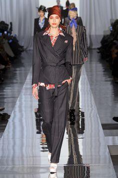 Défilé Jean Paul Gaultier Printemps-été 2017 Haute couture | Le Figaro Madame