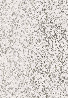 ZOLA, Silver on White, AT34124, Collection Zola from Anna French