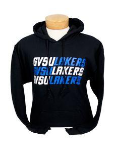 #GVSU Lakers Hooded Sweatshirt