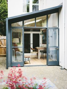 Scandinavian Garden, Glass House, Solarium, Veranda Interiors, House, Coastal Cottage, House Extension Design, New Homes, Back Doors