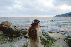 Inspiración: Winter sea love.
