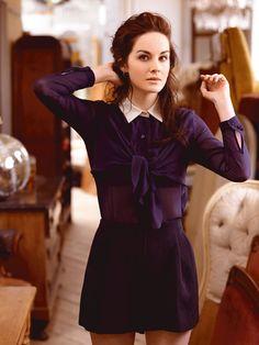 Michelle Dockery - Lady Mary Crawley of Downton Abbey