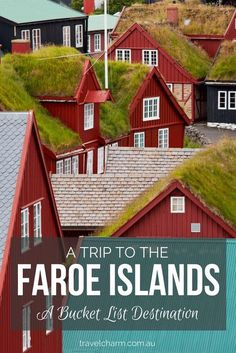 The Faroe Islands, beautiful, raw, simple. The perfect blend of stunning beauty and a simplistic lifestyle. Currently on my bucket list.