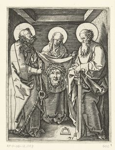 Firmin Didot, Classic Image, Gravure, Virgin Mary, Bellisima, Veronica, Les Oeuvres, Saints, Hold On