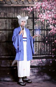 Tomoe(Kamisama Kiss)   qiyue