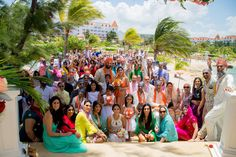 Destination Sikh Wedding in Jamaica with Dr. Freedom and Leela Anand Karaj, Sikh Wedding, Jamaica, Dolores Park, Freedom, Asian, Explore, Weddings, Travel