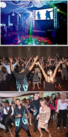 Outrageous Productions offers karaoke DJs for all sorts of events, from weddings to school functions. They also offer event decoration, magic entertainment, dancers, event photography and more.