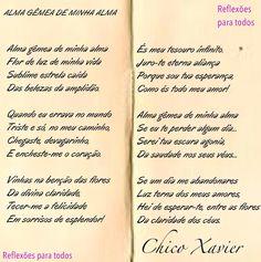 Alma gêmea (Chico Xavier)