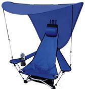 Kelsyus Beach Chair And Canopy