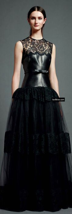 Valentino Pre Spring 2013 if only I could wear this to prom