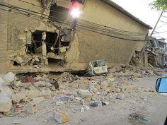 2010 Haiti Earthquake.
