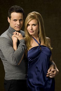 Christian LeBlanc and Tracey Bregman star as Michael Baldwin and Lauren Fenmore Baldwin on The Young and the Restless.
