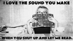 I love the sound....