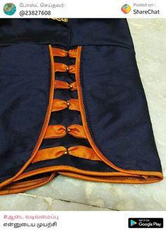 Sparkling Fashion Churidhar Neck Designs, Salwar Neck Designs, Kurta Neck Design, Blouse Back Neck Designs, Hand Designs, Patch Work Blouse Designs, Simple Blouse Designs, Stylish Blouse Design, Sleeves Designs For Dresses