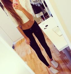i want to be this skinny in jeans