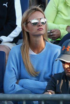 Ester Satorova, dating Tomas Berdych