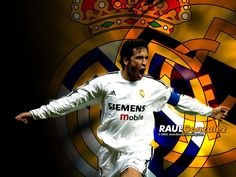Real Madrid Wallpaper Raul