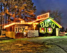 Big Cove BBQ - Huntsville, Alabama
