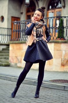 Woman's  Fashion – Street Style