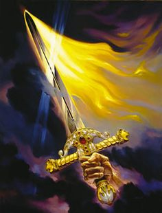 The word of God...is sharper than any two edged sword to rightly divide the Truth: lets all use it and fight this battle together.