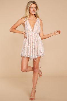 10797eca Everlasting Fairytale Pink Dress. Short DressesProm DressesPink Sequin ...
