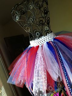 4th of July tutu stinking adorable <3