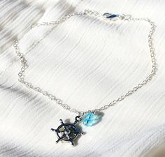 Sailing themed jewelry.