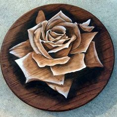 Unicorn Rose End Table my Mary
