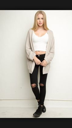 layered outfits. cute outfits. outfits for school. cute. Brandy Melville. tumblr clothes.