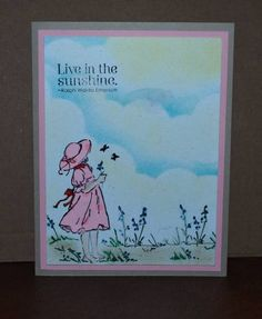 Piece of Sunshine by mamaxsix - Cards and Paper Crafts at Splitcoaststampers