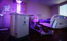 Ultraviolet Light Robot Kills Ebola In Two Minutes! Why Doesn't Every Hospital Have One Of These?