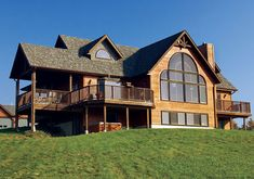 Home Award Winners Post & Beam Modern Homes Traditional Homes Retreats & Cottages Country Homes Prow & Cedar Homes Timber Frame & Log Estate Homes Small Cabins Residential Craftsman Ranchers Basement Entry Garages & Outbuilding House Plans - TheWeiland Home … Read More