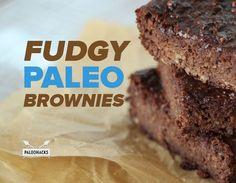 FudgeyPaleoBrownies