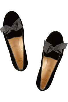 red spiked louboutins - Shoes-Flats!!! on Pinterest | Ballet Flats, Toms Shoes Outlet and ...