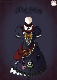 Gloomy Lolita by Neko-Vi on DeviantArt