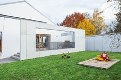 Gardenplaza - Traditioneller Baustoff erobert als Sichtbeton den Außenbereich - Terrassengestaltung mal anders