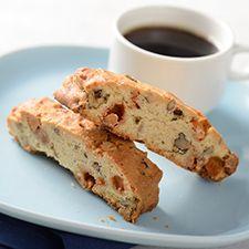 butter pecan biscotti butter pecan biscotti cq # sweets # treats ...