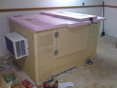 The Weber Fermentation Chamber - Home Brew Forums