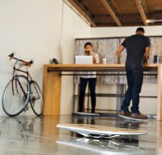Surf While You Work for Better Health?