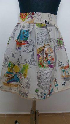 Apron, Ballet Skirt, Skirts, Fashion, Moda, Tutu, Fashion Styles, Skirt