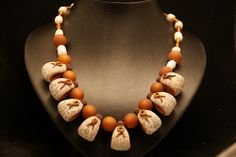 image Beaded Necklace, Crafts, Image, Jewelry, Fashion, Beaded Collar, Moda, Manualidades, Jewlery