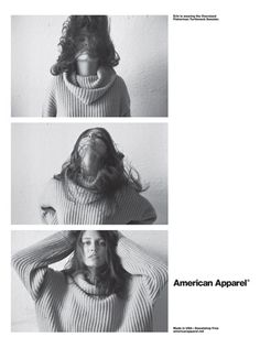 American Apparel | Fashionable Basics. Sweatshop Free. Made in USA.