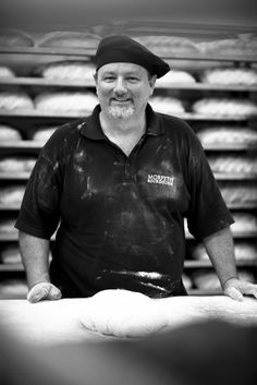 6th generation baker...Stephen Arnott making bread in the same town as his ggg grandfather William Arnott...ahhh he'd be proud