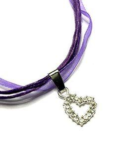 Thing 1, Purple Fashion, Jewlery, Personalized Items, Lilac, Neck Chain, Bavaria, Jewerly, Schmuck